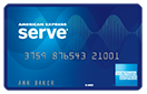 American Express Serve Card