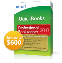 QuickBooks Professional Bookkeeper 2013