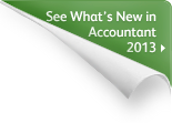 See What's New in Accountant 2013