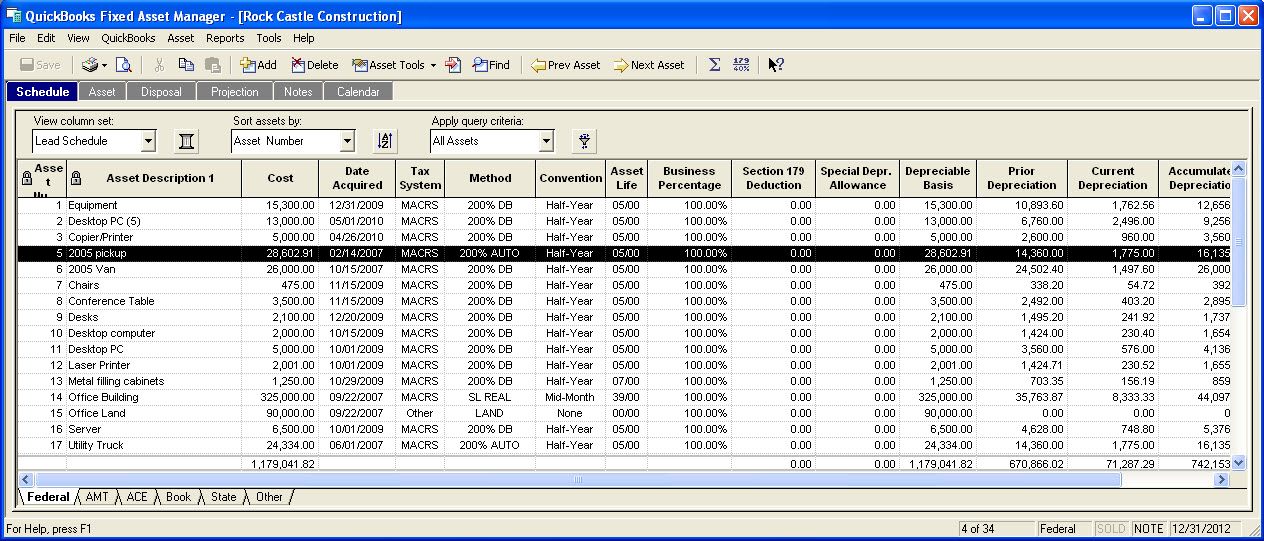 Professional Accounting Software Intuit Quickbooks