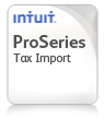 ProSeries Tax Import